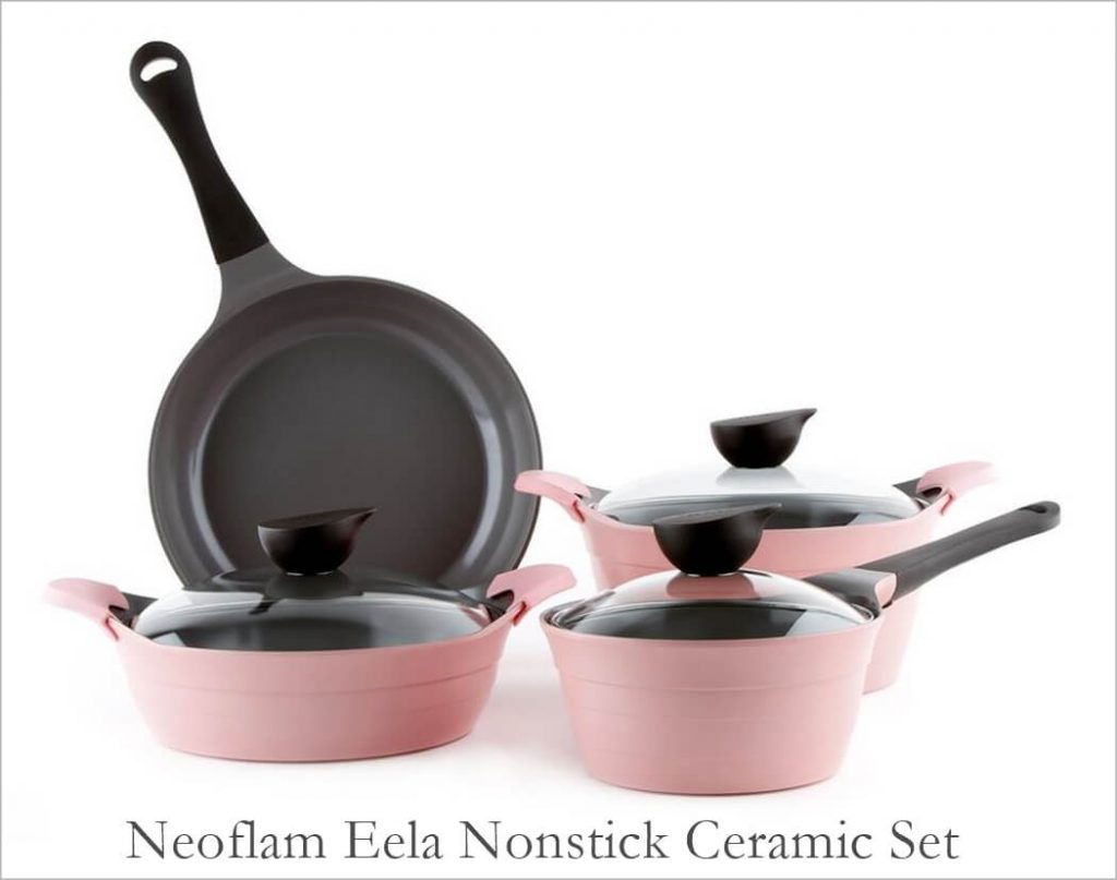 Neoflam Colorful Cookware Sets
